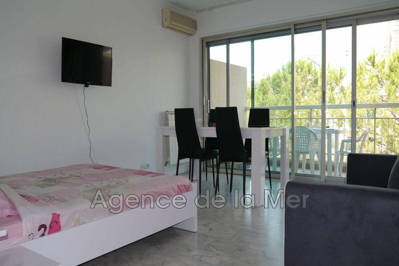 appartement  studio  Juan-les-Pins Pinède  32m² -