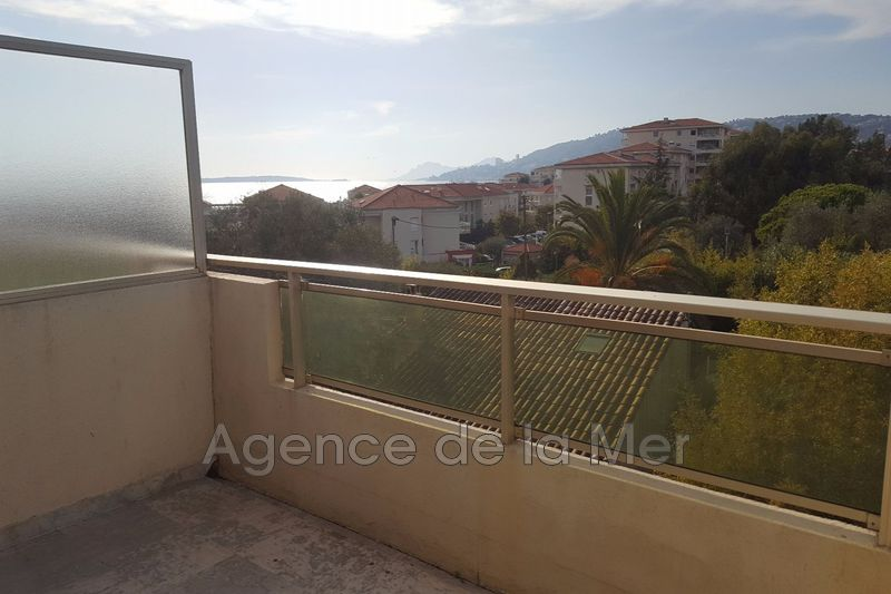 appartement  studio  Juan-les-Pins Bijou plage  28 m² -