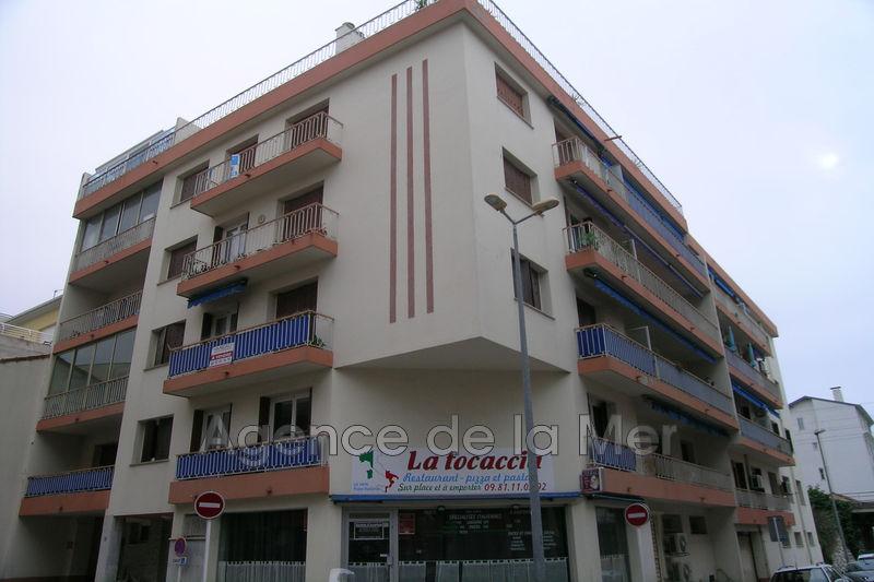 appartement  2 pièces  Juan-les-Pins Centre-ville  44m² -