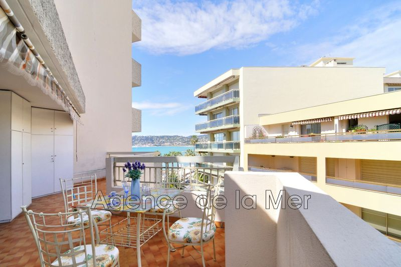 appartement  2 rooms  Juan-les-Pins Seaside  42 m² -