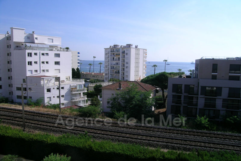 appartement  studio  Juan-les-Pins Centre-ville  35 m² -