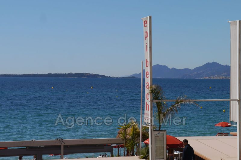 Photo Apartment Juan-les-Pins Bord de mer,   to buy apartment  3 room   61 m²