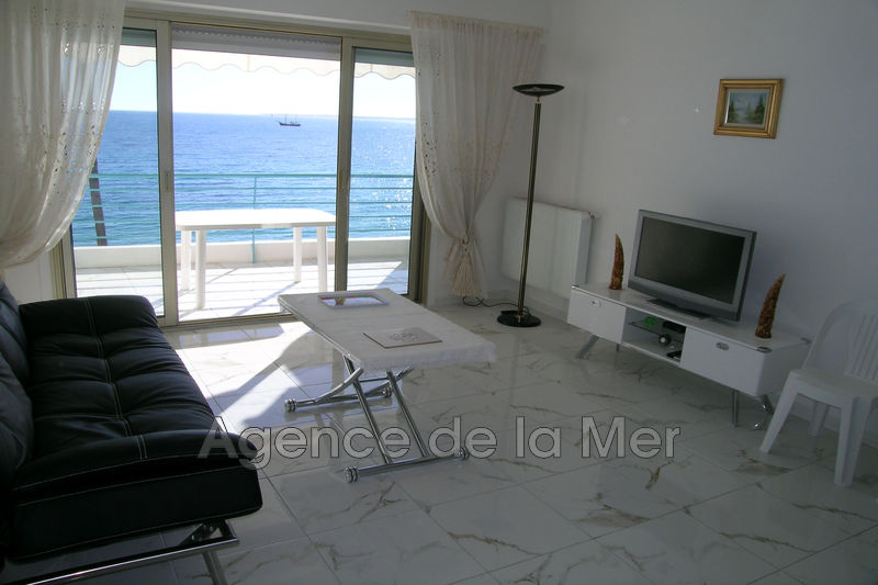 appartement  2 rooms  Juan-les-Pins Seaside  50 m² -