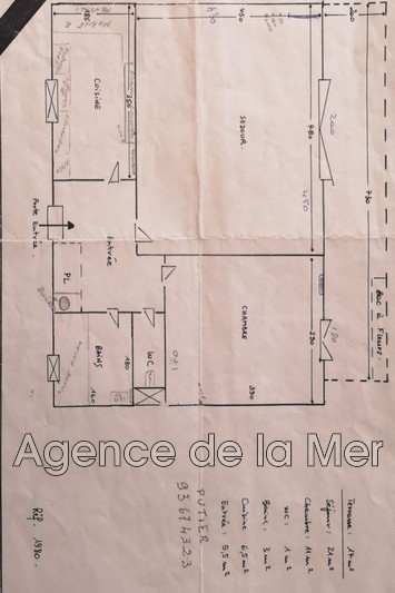 Photo n°15 - Vente appartement Juan-les-Pins 06160 - 234 000 €