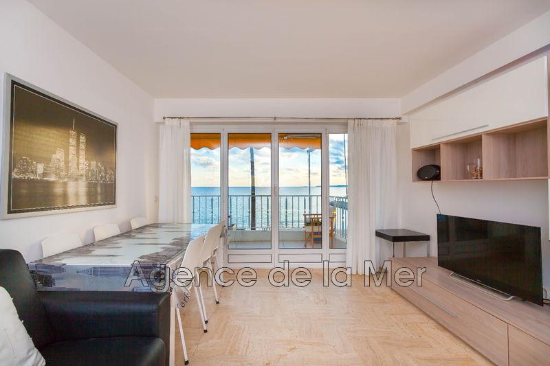 appartement  3 pièces  Juan-les-Pins Bord de mer  71m² -