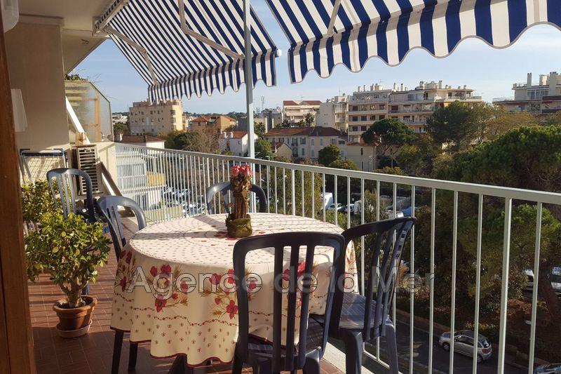 appartement  3 pièces  Juan-les-Pins Centre-ville  67m² -