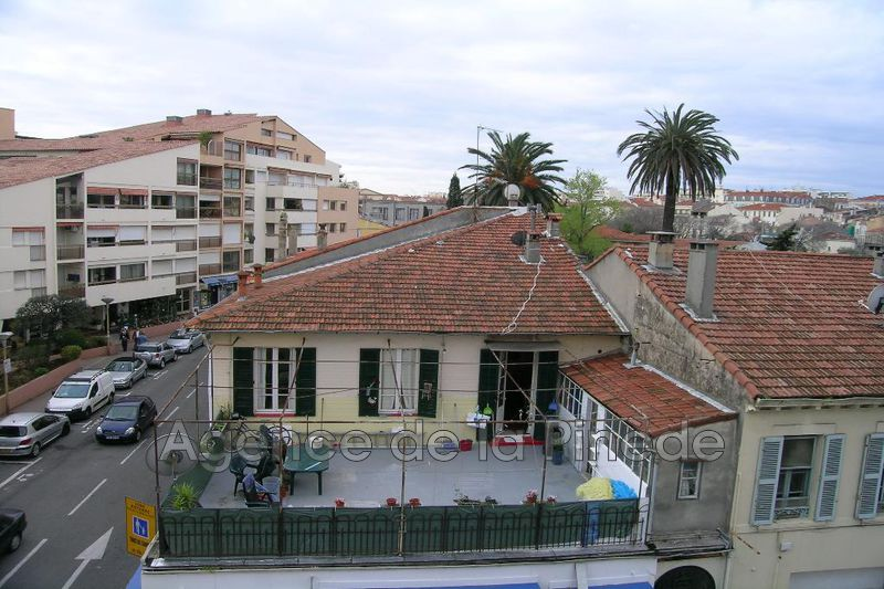 appartement  2 rooms  Antibes Port vauban  41 m² -