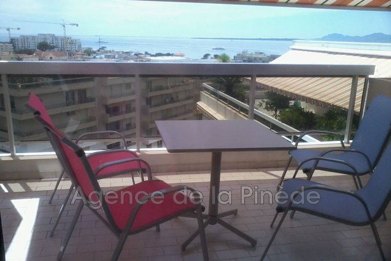 appartement  2 pièces  Juan-les-Pins Centre-ville  46m² -
