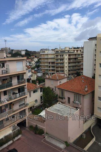 appartement  2 rooms  Juan-les-Pins Downtown  48m² -