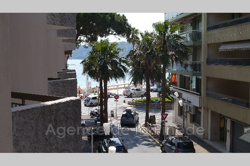 appartement  2 rooms  Juan-les-Pins Close ti the beaches  41 m² -