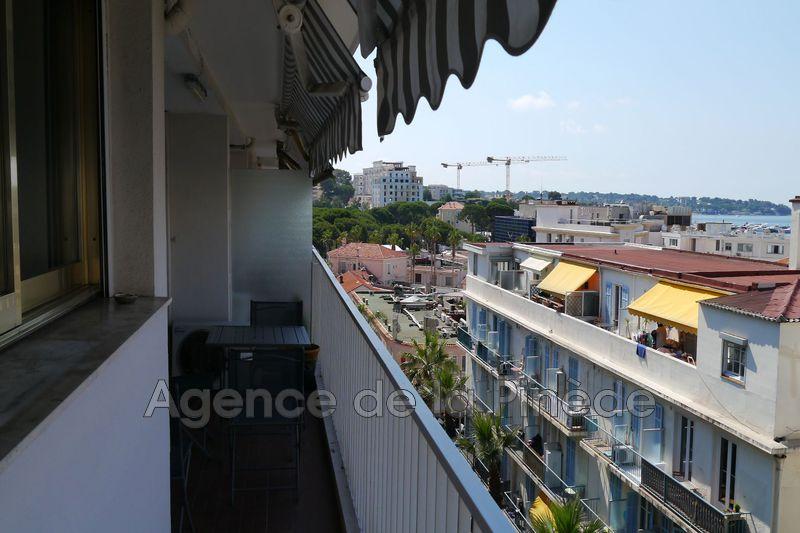 appartement  2 rooms  Juan-les-Pins Downtown  52m² -