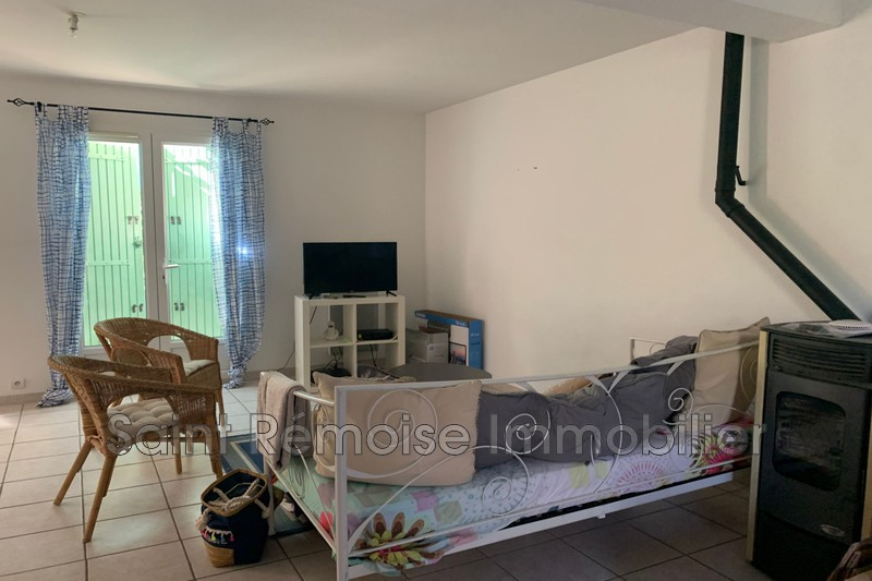 Photo n°3 - Location Maison villa Saint-Rémy-de-Provence 13210 - 1 280 €