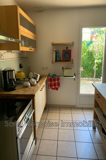 Photo n°2 - Location Maison villa Saint-Rémy-de-Provence 13210 - 1 280 €