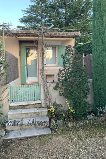 Photo Appartement Saint-Rémy-de-Provence  Location appartement  1 pièce   20m²