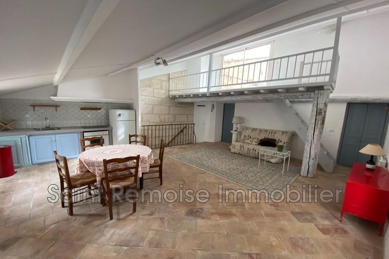 Photo Appartement Saint-Rémy-de-Provence  Location appartement  2 pièces   50m²