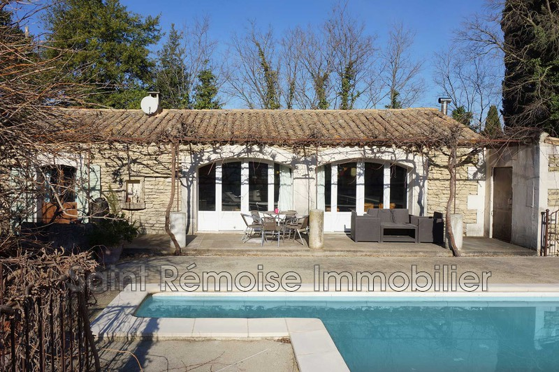 Photo Maison en pierre Saint-Rémy-de-Provence   to buy maison en pierre  2 bedrooms   116 m²
