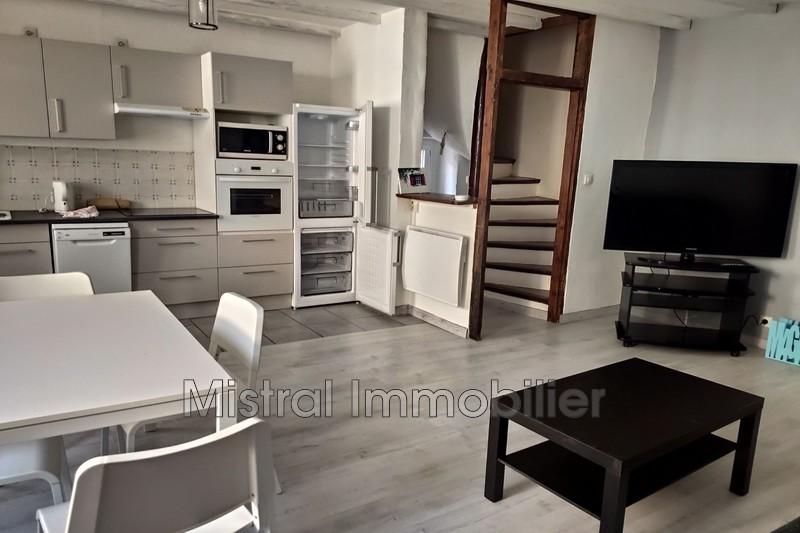 Photo Maison de ville Pont-Saint-Esprit  Location maison de ville  2 chambres   75m²