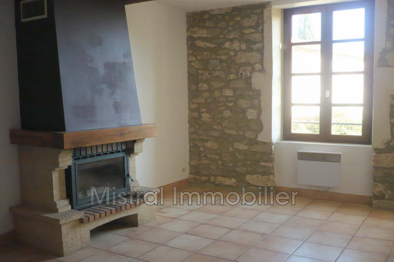 Photo n°2 - Location appartement Aiguèze 30760 - 480 €