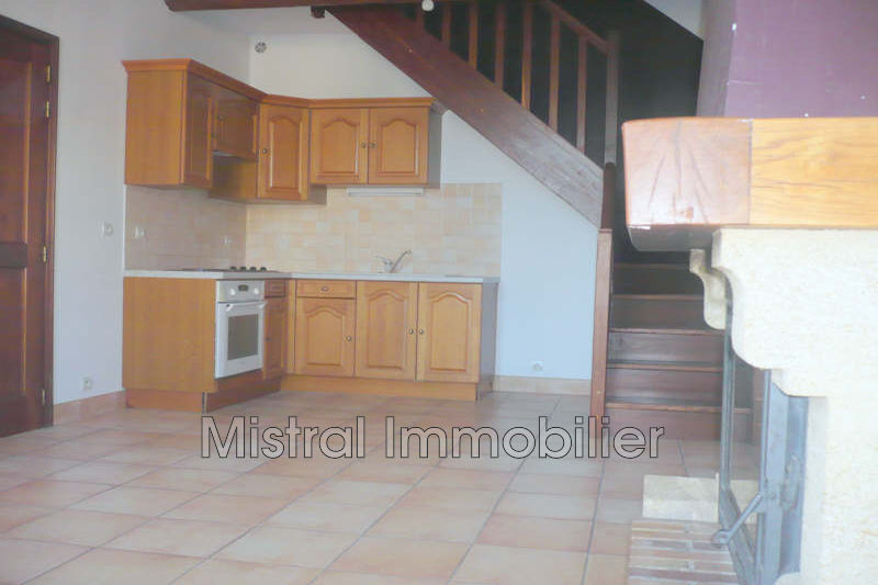 Photo n°1 - Location appartement Aiguèze 30760 - 480 €
