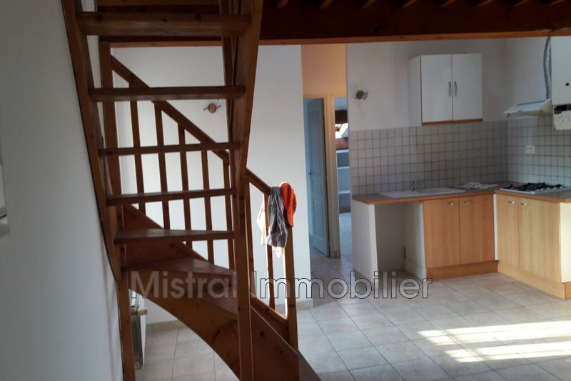Photo Appartement Pont-Saint-Esprit Gard rhodanien,  Location appartement  3 pièces   49 m²