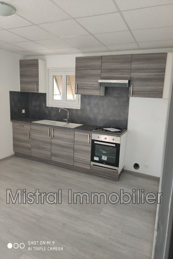 Photo n°2 - Location appartement Lapalud 84840 - 430 €