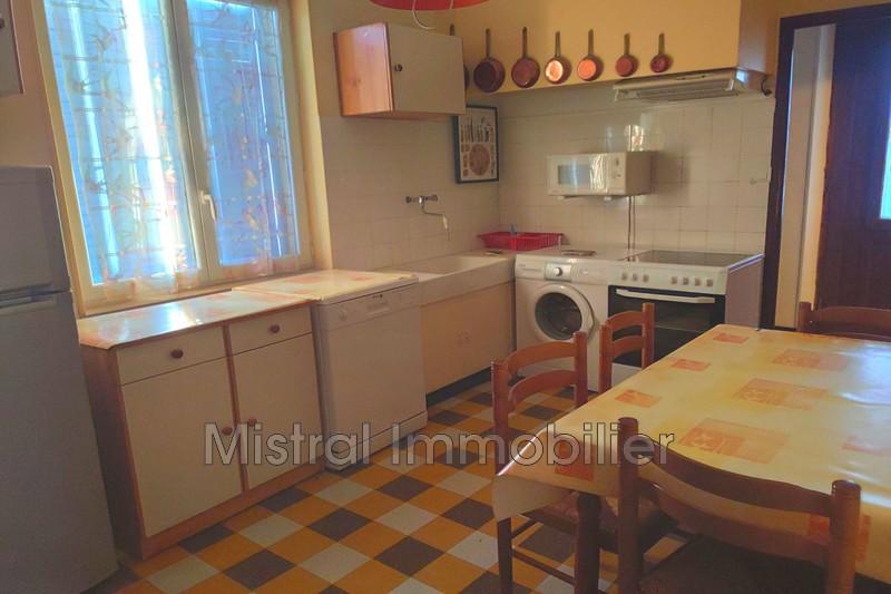 Photo n°1 - Location appartement Saint-Julien-de-Peyrolas 30760 - 600 €