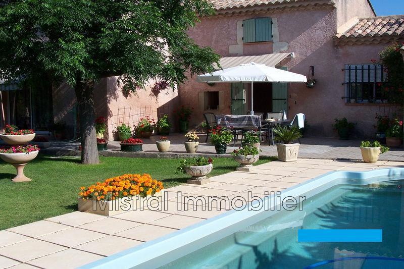 Photo Villa Mondragon Nord vaucluse,   achat villa  4 chambres   170m²