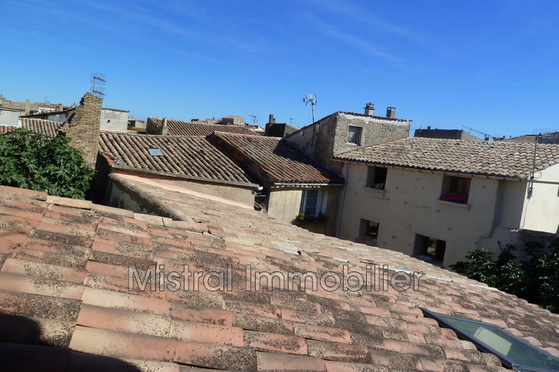Photo n°1 - Vente appartement Pont-Saint-Esprit 30130 - 79 500 €