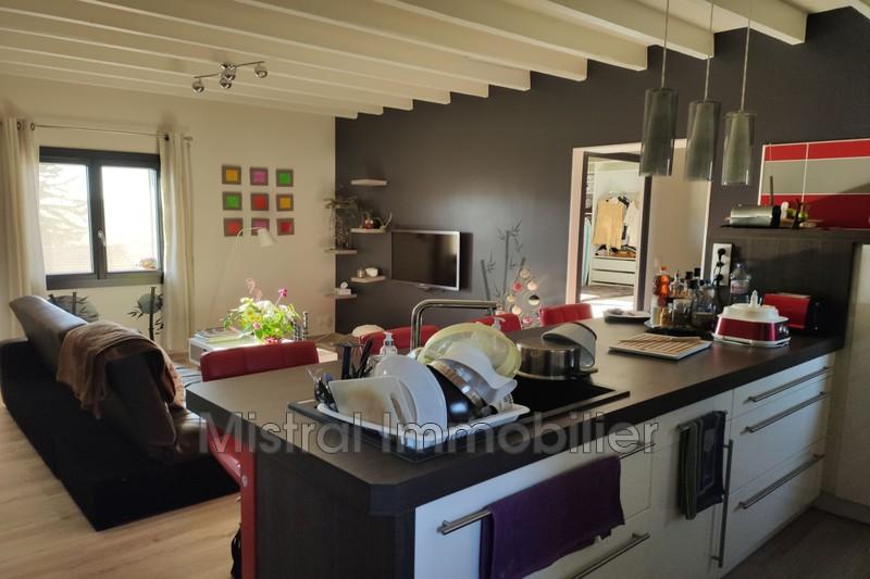 Photo Appartement Vénéjan Gard rhodanien,   achat appartement  2 pièces   66m²