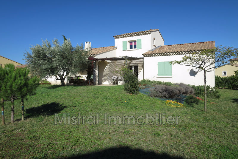 Photo Maison récente Lapalud Nord vaucluse,   achat maison récente  3 chambres   131m²