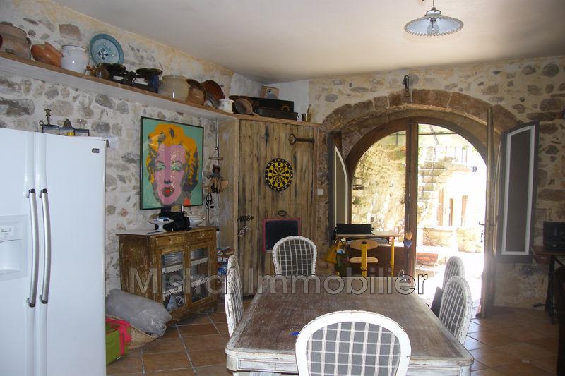 Photo n°2 - Vente maison de village Saint-Just-d'Ardèche 07700 - 230 000 €