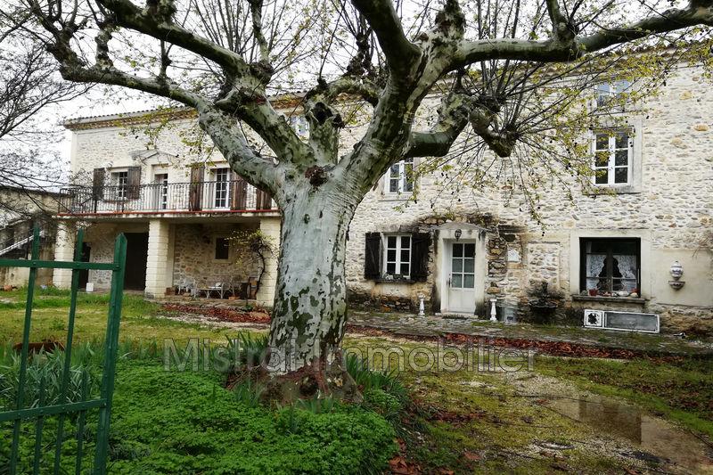 Photo Mas Carsan Gard rhodanien,   achat mas  7 chambres   250m²