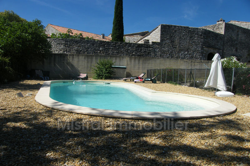 Photo Villa Le Garn Gard rhodanien,   achat villa  3 chambres   105m²