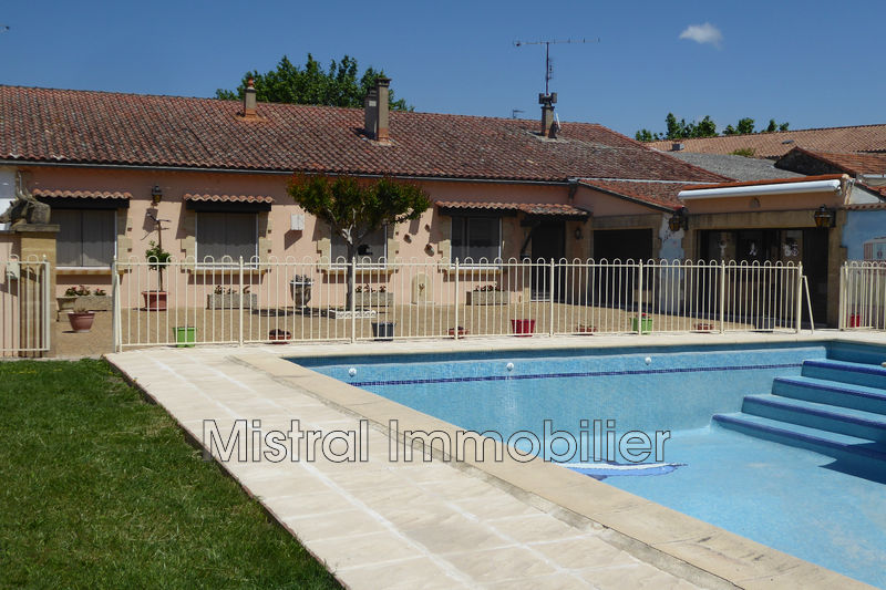 Photo Villa Pont-Saint-Esprit Gard rhodanien,   achat villa  3 chambres   145m²