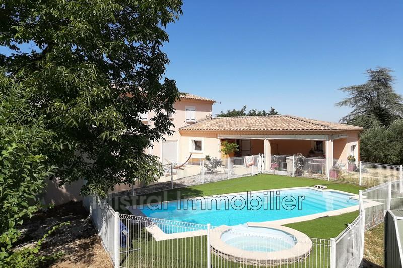 Photo Maison contemporaine Entre Cèze et Ardèche Gard rhodanien,   achat maison contemporaine  6 chambres   247m²