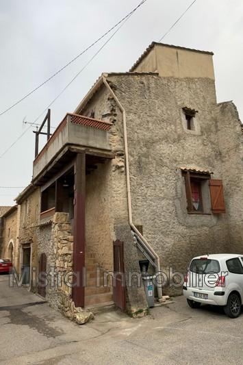 Photo Maison de village Saint-Etienne-des-Sorts Gard rhodanien,   achat maison de village  1 chambre   52m²