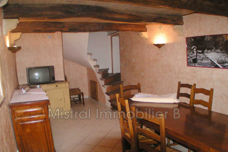 Photo Maison de village Cavillargues Val de tave,  Location maison de village  2 chambres   82 m²
