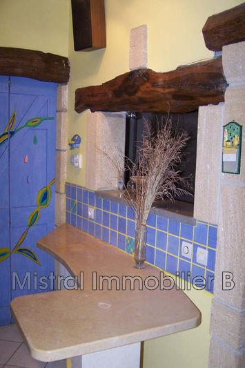 Photo n°2 - Location maison de village Cavillargues 30330 - 695 €