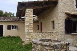 Photos  Maison en pierre à louer Saint-Gervais 30200