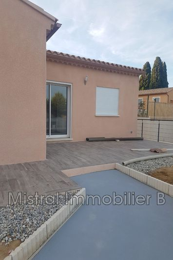 Photo n°1 - Location Maison villa Le Pin 30330 - 1 065 €