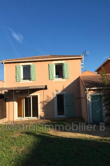 Photo Villa Bagnols-sur-Cèze Bagnols sur ceze ville,  Location villa  3 chambres   87m²