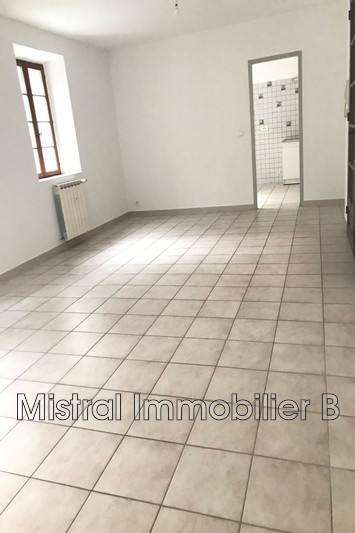 Photo Appartement Goudargues Vallée de la cèze,  Location appartement  3 pièces   84 m²