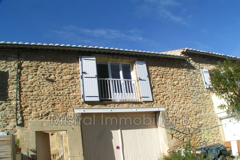 Photo Appartement Cavillargues Vallée de la cèze,  Location appartement  3 pièces   77 m²