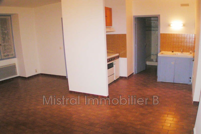Photo n°2 - Location appartement Bagnols-sur-Cèze 30200 - 350 €