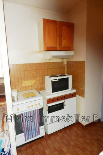 Photo n°3 - Location appartement Bagnols-sur-Cèze 30200 - 350 €