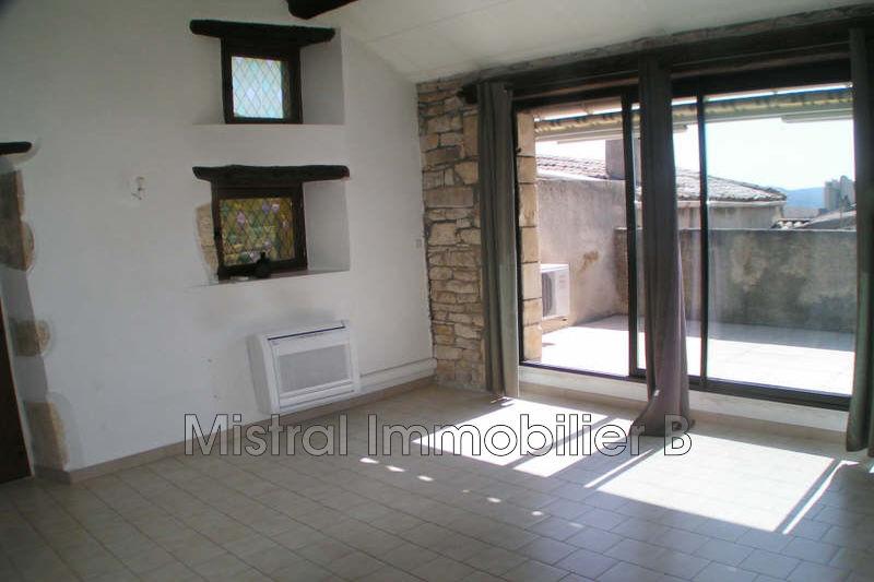 Photo Appartement Bagnols-sur-Cèze Gard rhodanien,  Location appartement  3 pièces   75m²