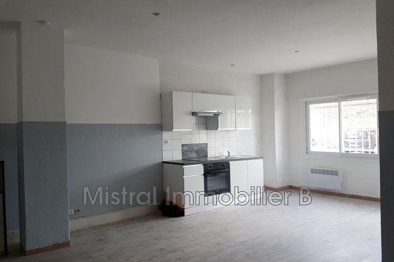 Photo Appartement Bagnols-sur-Cèze Gard rhodanien,  Location appartement  1 pièce   35m²