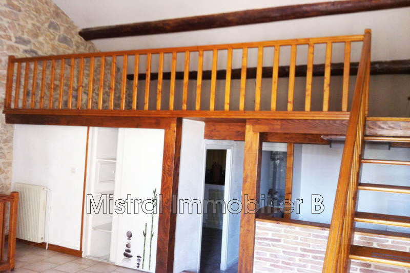 Photo n°2 - Location appartement Bagnols-sur-Cèze 30200 - 571 €