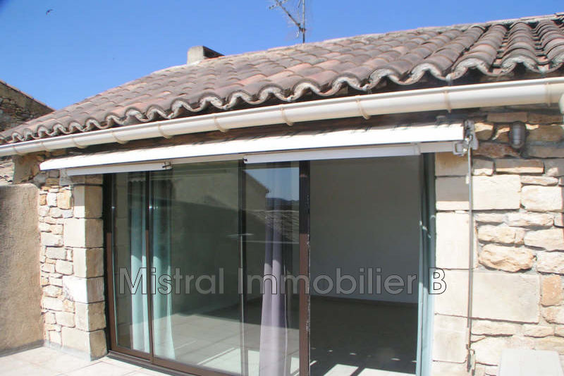 Photo n°1 - Location appartement Bagnols-sur-Cèze 30200 - 610 €