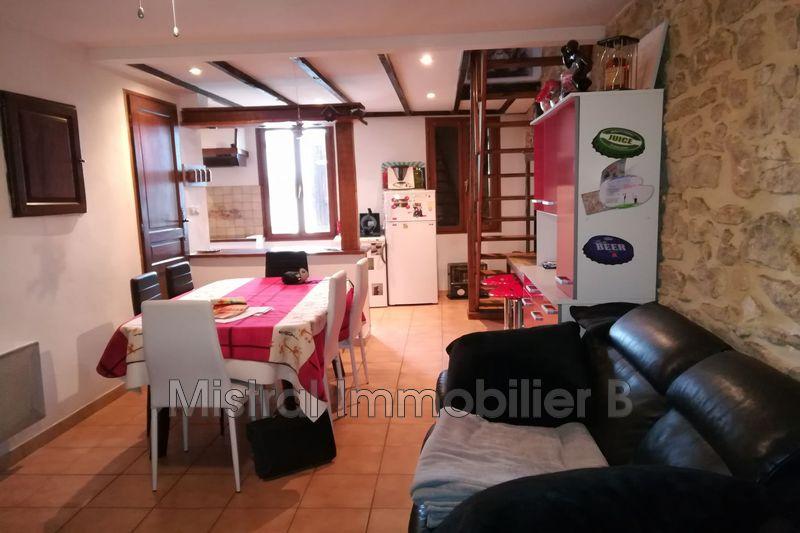 Photo n°1 - Location appartement Saint-Etienne-des-Sorts 30200 - 390 €